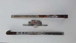 UPVC Repair Maintenance Tips rusty window lock