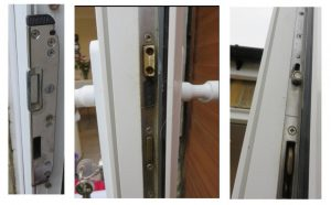 Double Glazing UPVC Discontinued Parts Multi Lock