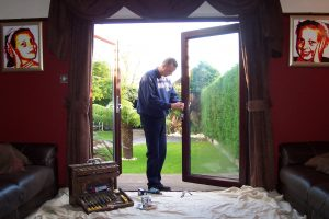 Double Glazing Repair Questions THe Window Wizard repairing French doors
