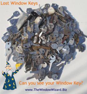 Lost Window Keys
