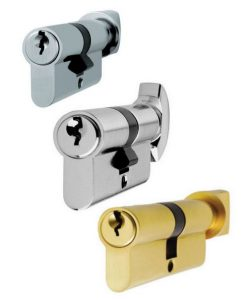 Thumb Turn Door Lock Key and Turn Cylinders Swanley Datford Erith