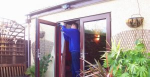 Gaps in French Doors UPVC Double glazed door alignment