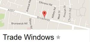 Trade Windows Dissolved