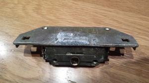 UPVC Window lock mechanism gearbox that is now discontinued